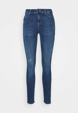 NMALICE  - Jeans Skinny Fit - medium blue denim