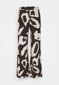 Stieglitz - KOGARA PANTS - Trousers - brown - 0