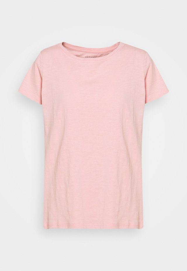 FAIRTRADE ORGANIC TEE - Basic T-shirt - light pink
