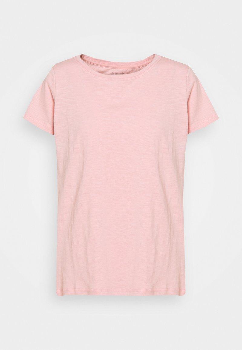 Thought - FAIRTRADE ORGANIC TEE - Jednoduché triko - light pink