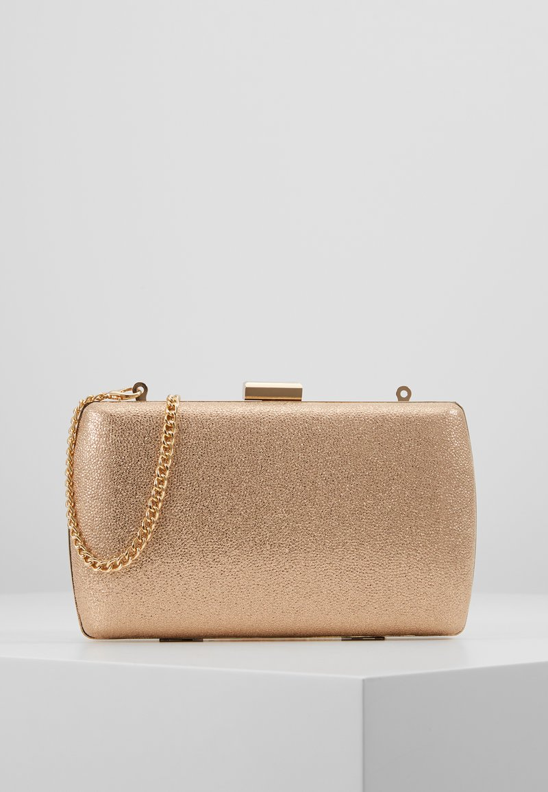 Dorothy Perkins - BOX - Clutch - rose gold-coloured