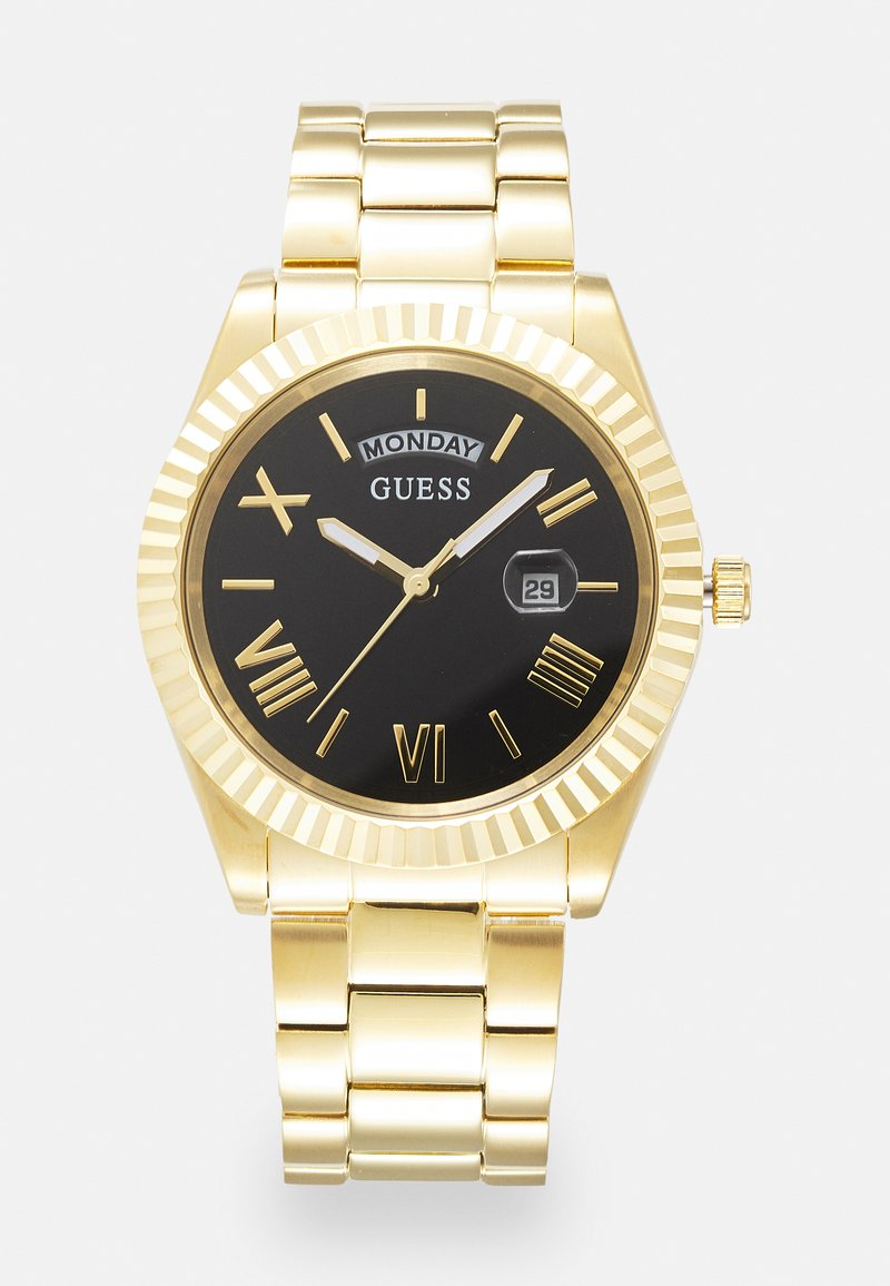 Guess - UNISEX - Orologio - gold-coloured/black