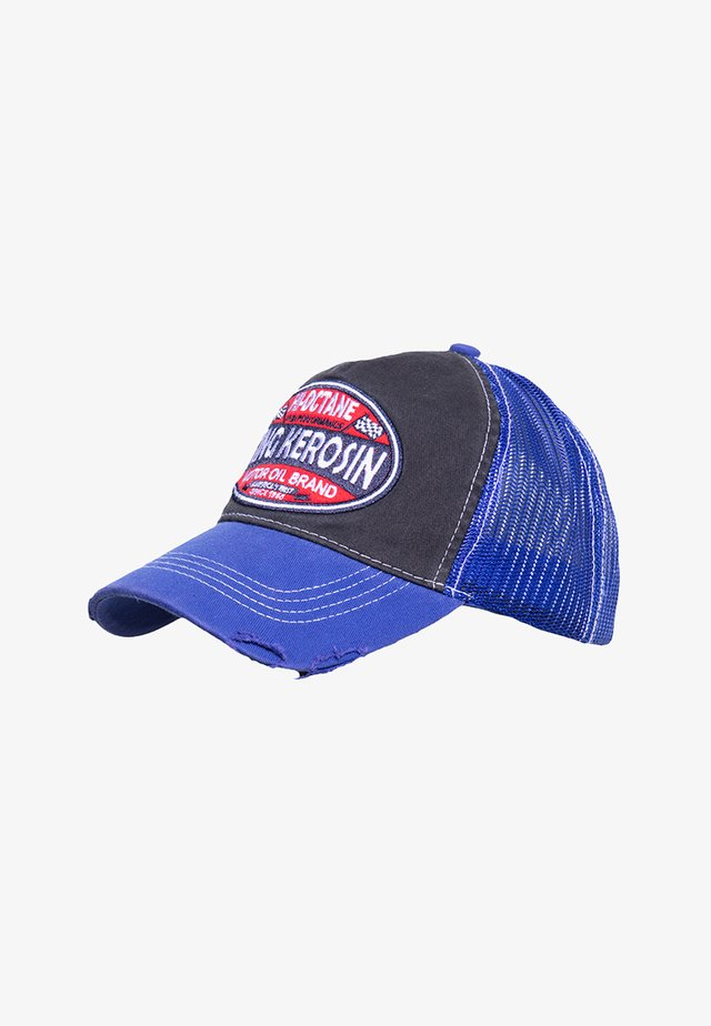 Chapeau - blau / schwarz