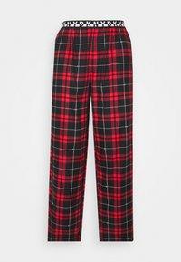 DKNY Intimates - SLEEP PANT - Nattøj bukser - ruby - 3