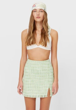 Mini skirt - mint
