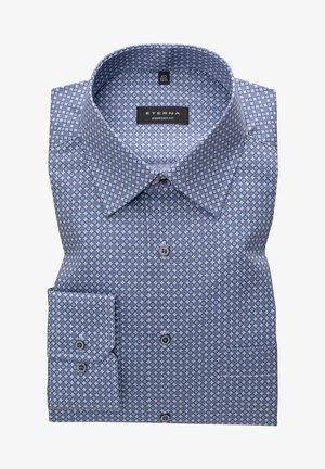 COMFORT FIT - Shirt - blau/grau