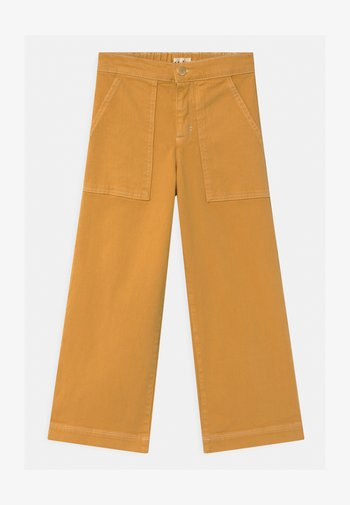 AMELIE - Relaxed fit jeans - honey