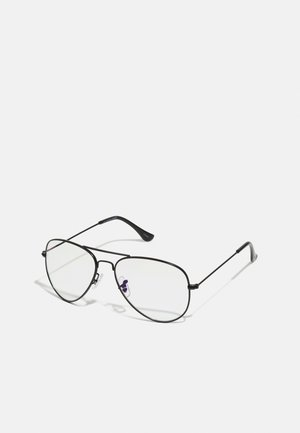 JACRIVER BLUE LIGHT GLASSES - Other accessories - black
