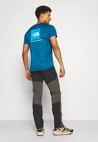 Peak Performance - LIGHT CARBON PANTS - Outdoor trousers - black/olive - 2