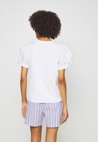 GAP - MIX PUFF - Basic T-shirt - white - 2