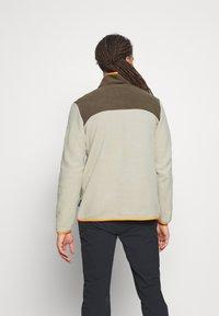 Jack Wolfskin - FLASH - Fleece jumper - beige - 2