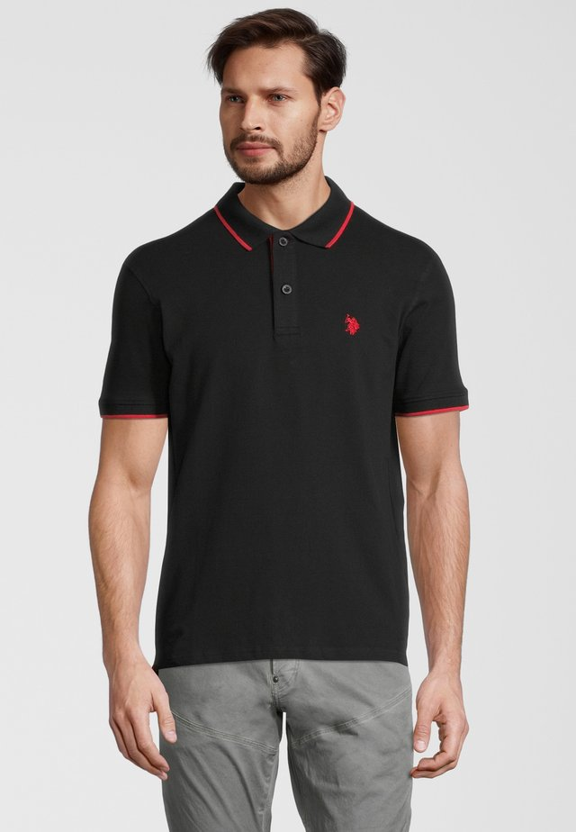 FASHION  - Polo shirt - black