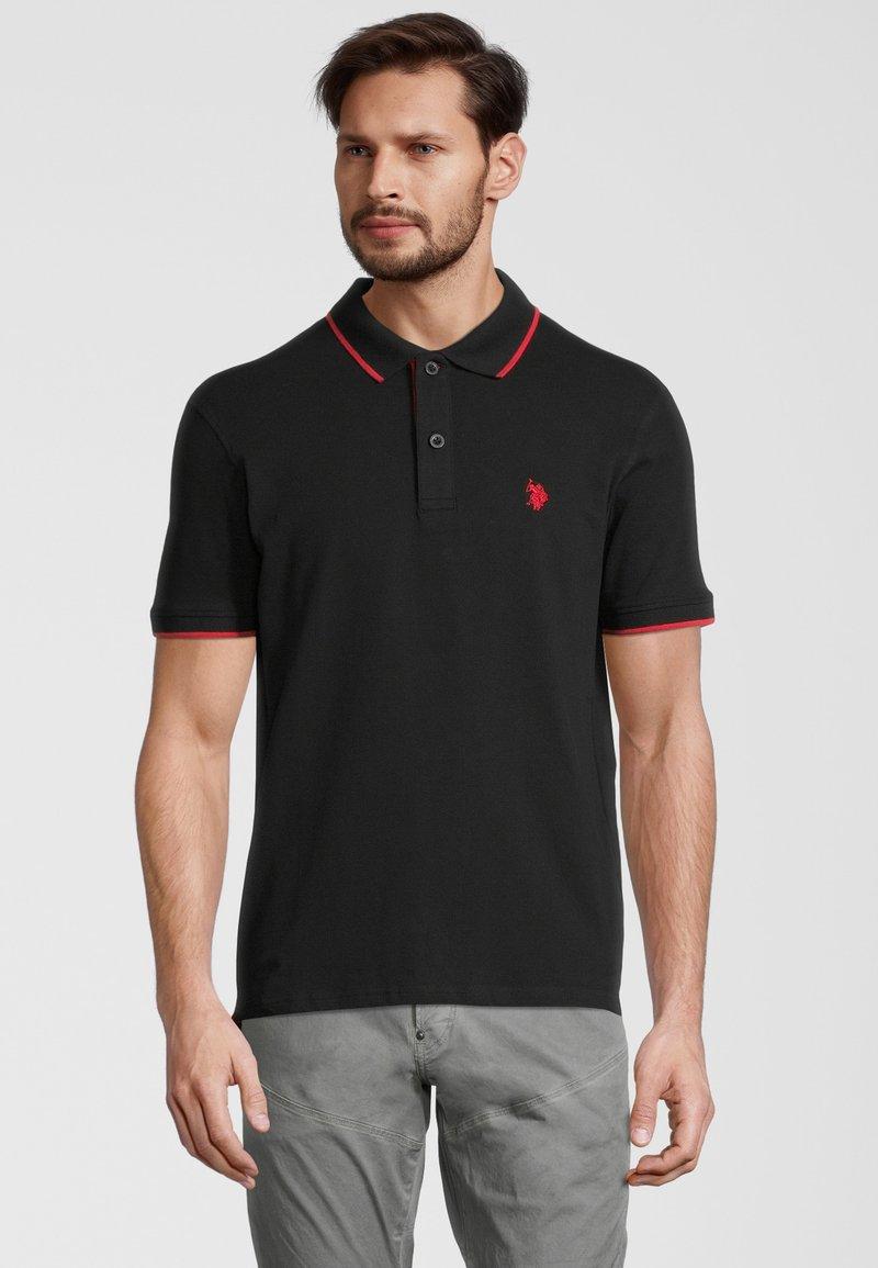 U.S. Polo Assn. - Polo shirt - black