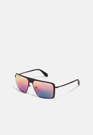 UNISEX - Sunglasses - gunmetal matte black