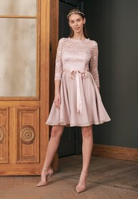 Swing - Cocktail dress / Party dress - rose - 4