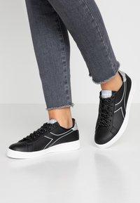 Diadora - GAME  - Sneaker low - black - 0