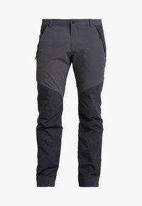 Jack Wolfskin - DRAKE FLEX PANTS - Outdoor trousers - phantom - 4