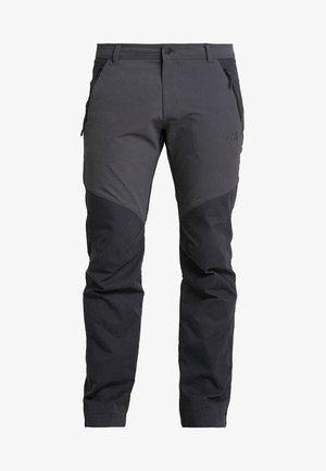 DRAKE FLEX PANTS - Długie spodnie trekkingowe - phantom