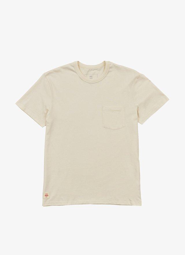T-shirt basique - bleach free-dye free