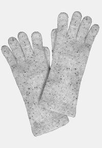 Ulla Popken - Gloves - grau - 1