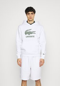 Lacoste - Sweatshirt - white - 0
