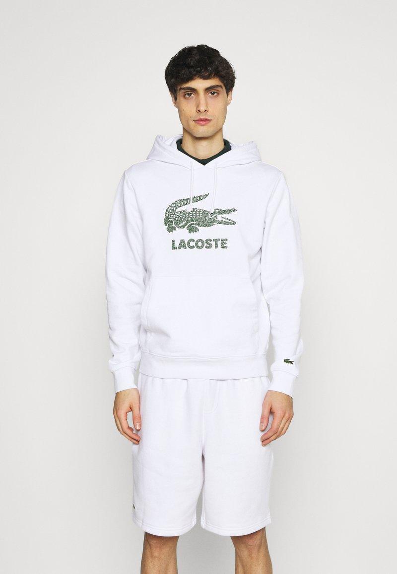 Lacoste - Sweatshirt - white