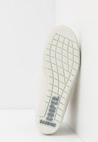 Candice Cooper - BEVERLY - Sneakers alte - tortora/gold - 6