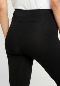 Dorothy Perkins - 2 PACK - Leggings - Trousers - black - 4