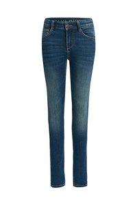 WE Fashion - Jeans Skinny Fit - dark blue - 3