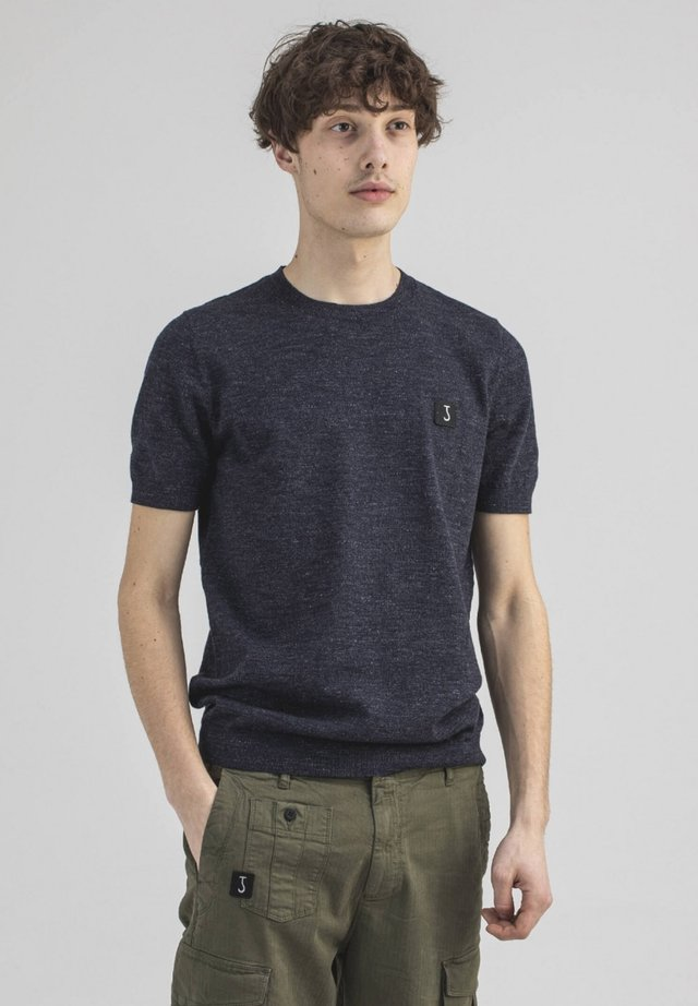 T-shirt print - alaska blue