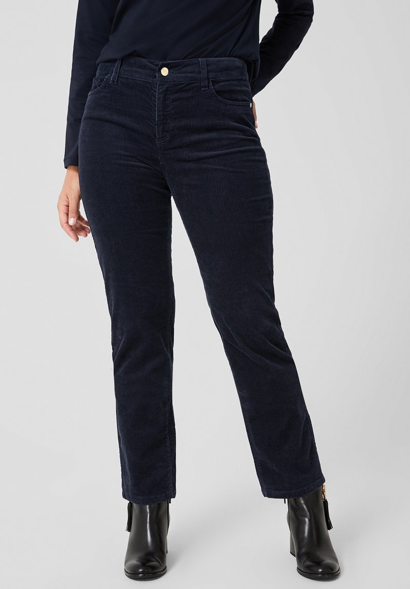 Triangle - Trousers - navy