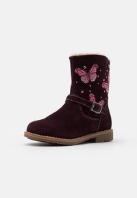 Lurchi - FIBY TEX - Classic ankle boots - burgundy - 1