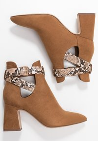 Head over Heels by Dune - PAVIA - Ankle boot - tan - 3