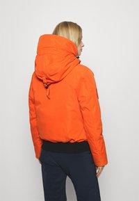 Superdry - EVEREST SNOW - Skijakke - havana orange - 3