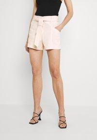 Morgan - Shorts - nacre - 0