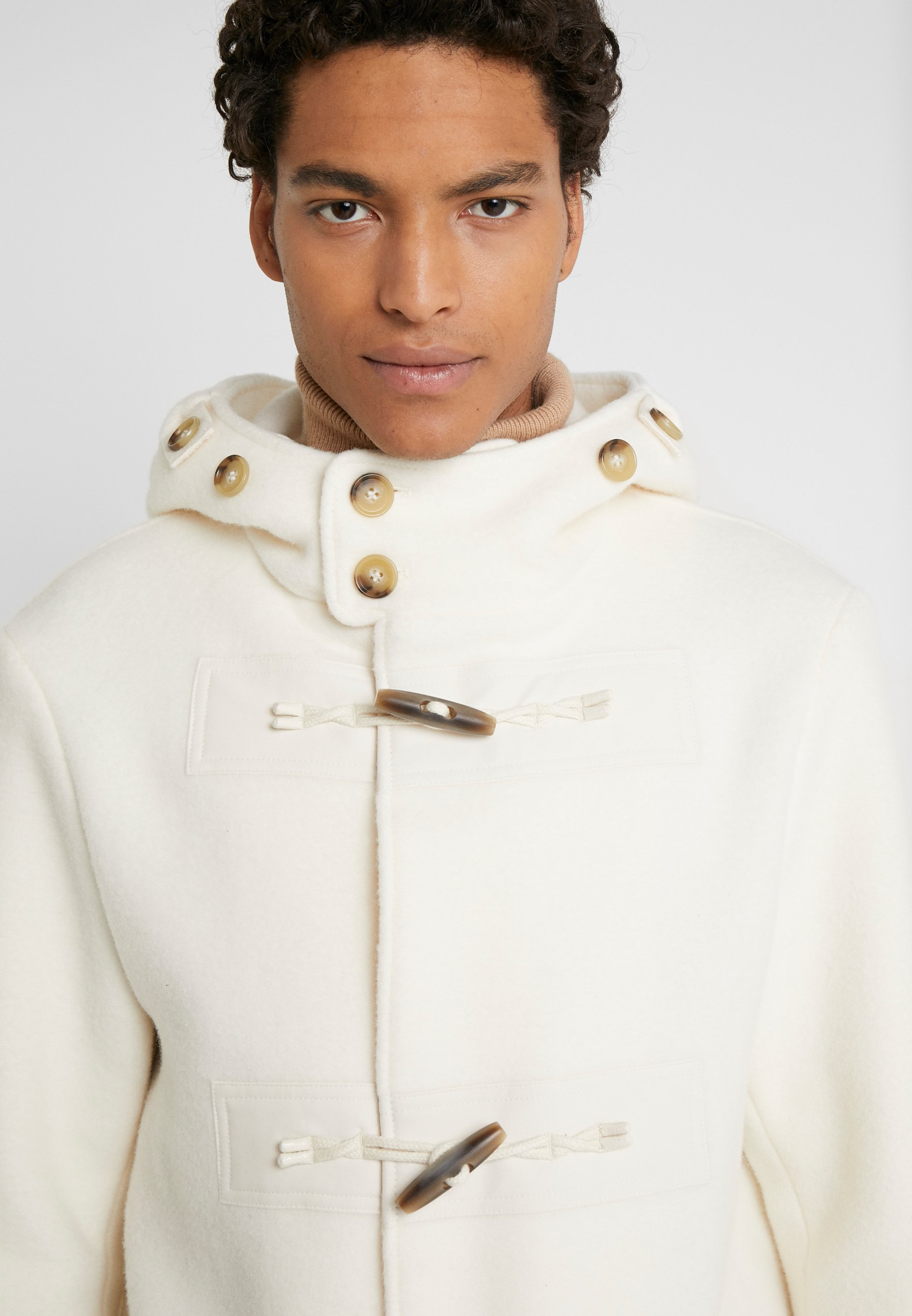 Tiger of Sweden CORNELIO - Manteau classique - old lace