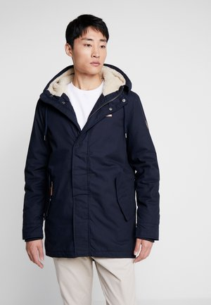 SMITH - Winter coat - navy