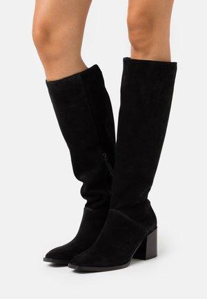 ERIN - Vysoká obuv - schwarz