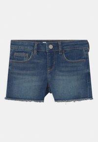 GAP - GIRL SHORTIE - Jeansshort - dark blue denim - 0