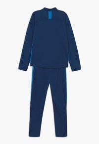 Nike Performance - DRY ACADEMY SET - Tracksuit - coastal blue/photo blue - 1