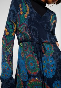 Desigual - Cardigan - dark blue - 4