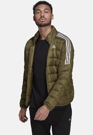 Winter jacket - gruen