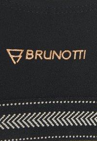 Brunotti - HIRAL WOMENS - Bikini pezzo sopra - black - 2