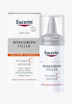 EUCERIN SERUM HYALURON-FILLER VITAMIN C BOOSTER - Serum - -