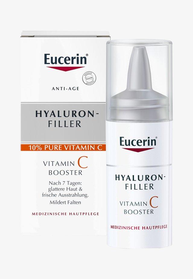 ANTI AGE GESICHTSPFLEGE, HYALURON-FILLER VITAMIN C BOOSTER - Serum - -