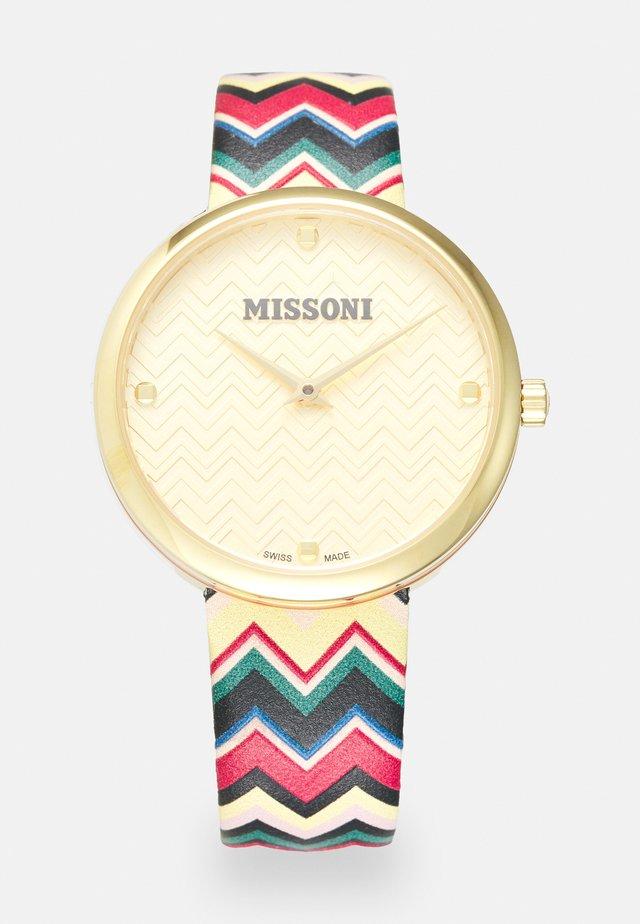 Reloj - multicolor