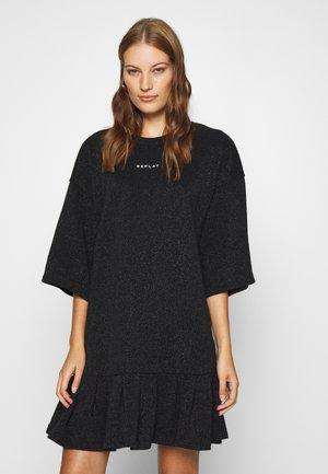 DRESSES - Korte jurk - black