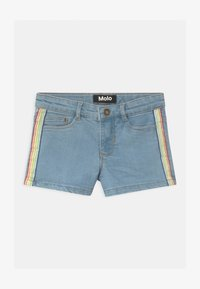 Molo - ANGELINA - Denim shorts - light blue denim - 0