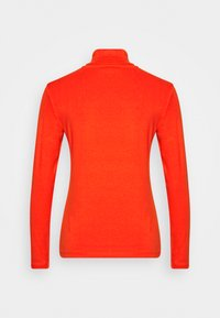 TOM TAILOR - Long sleeved top - strong red - 1