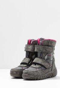 Richter - Zimní obuv - ash/fuchsia - 3